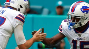 Broncos vs Bills 2019 NFL Week 12 Spread & Game Info