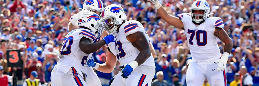 Patriots vs Bills 2019 NFL Week 4 Spread, Game Info and Betting Prediction