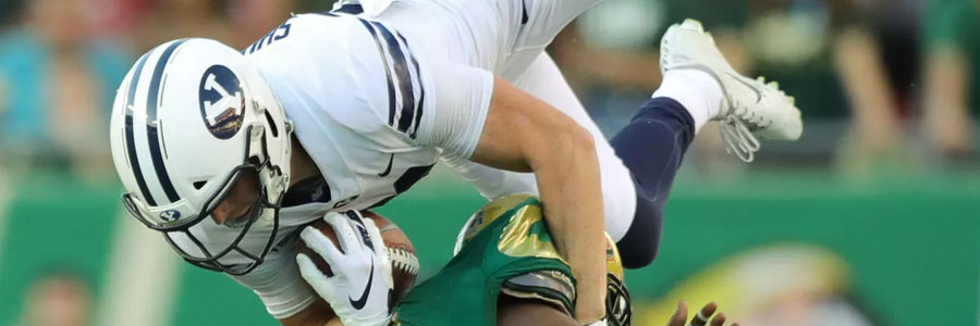 Boise State vs BYU 2019 College Football Week 8 Odds, Preview & Pick