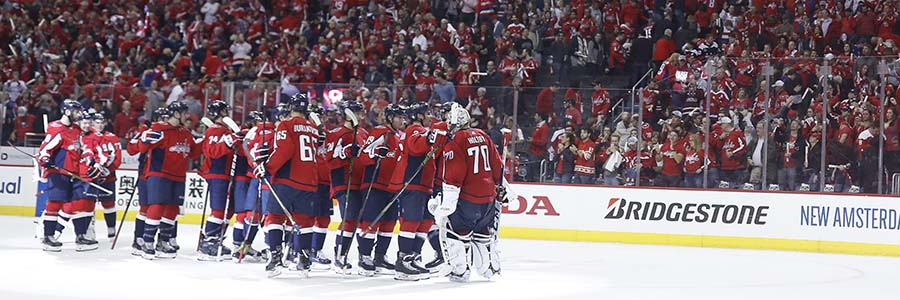 Will that pattern hold tonight? Or, will the Capitals close out the Hurricanes?