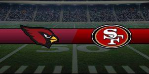 Cardinals vs 49ers Results