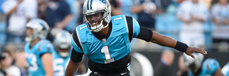 Bills vs Panthers 2019 NFL Preseason Week 2 Odds, Prediction & Pick