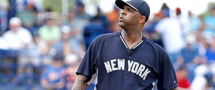 CC Sabathia - New York Yankees vs Minnesota Twins MLB Betting Preview