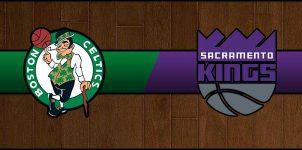 Celtics vs Kings Result Basketball Score