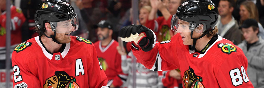 Are the Blackhawks a safe NHL betting pick this week?
