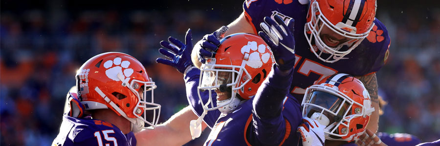 Clemson vs North Carolina State 2019 College Football Week 11 Spread & Pick
