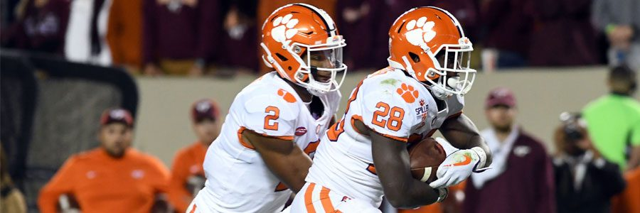 How to Bet Clemson at Syracuse NCAAF Odds & Week 7 Pick