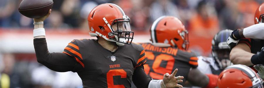 Browns vs Buccaneers NFL Week 7 Odds & Prediction