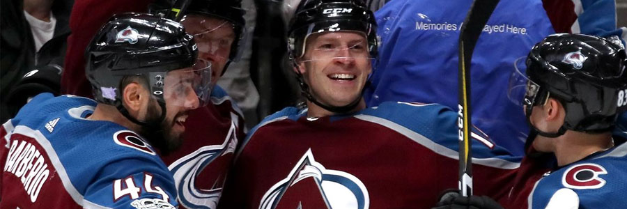 Are the Avalanche a safe bet this week?