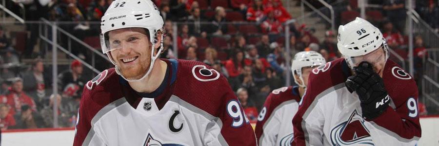 Avalanche vs Canucks NHL Odds & Betting Analysis