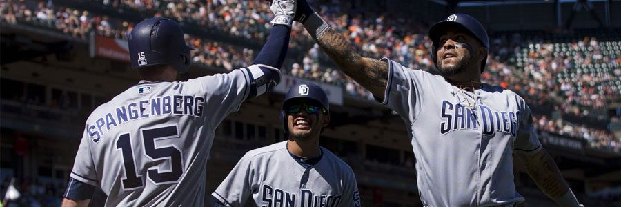 San Diego is Rare MLB Betting Favorites Against Rockies on Wednesday