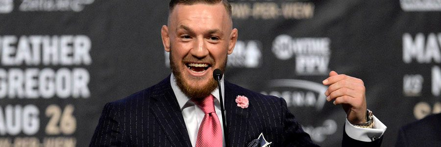 5 Facts Every Bettor Needs to Know About Conor McGregor