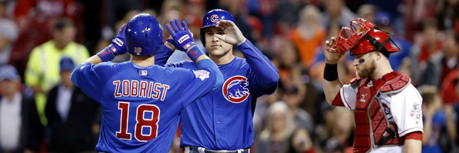 LA Dodgers at Chicago Cubs MLB Betting Prediction & Pick