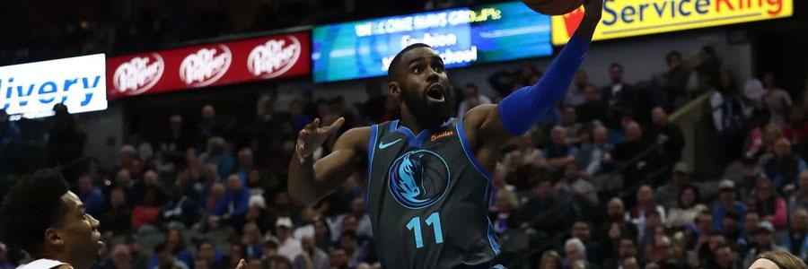Are the Mavericks the best NBA betting pick on Friday night?