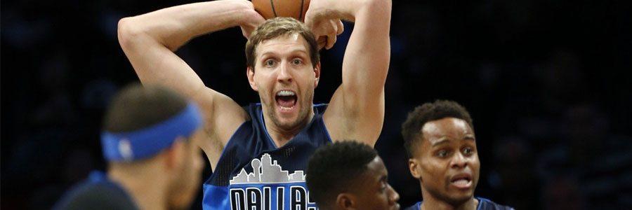Toronto at Dallas NBA Odds, Betting Pick & TV Info