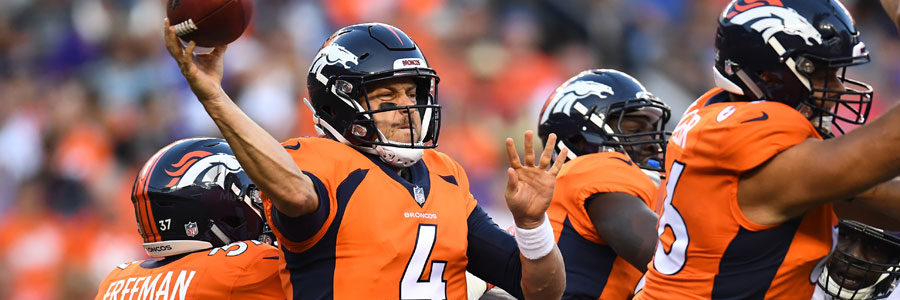 Are the Broncos a safe bet in NFL Week 1?