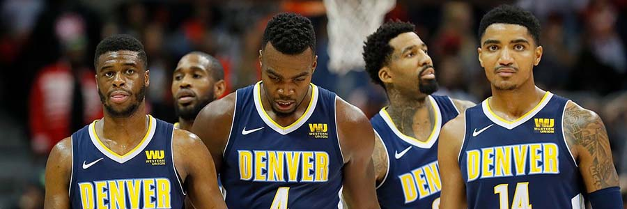 Denver Nuggets became the second best team after the Golden State Warriors in the West