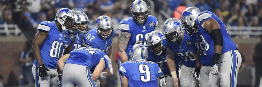 Lions vs Raiders NFL Preseason Week 1 Odds