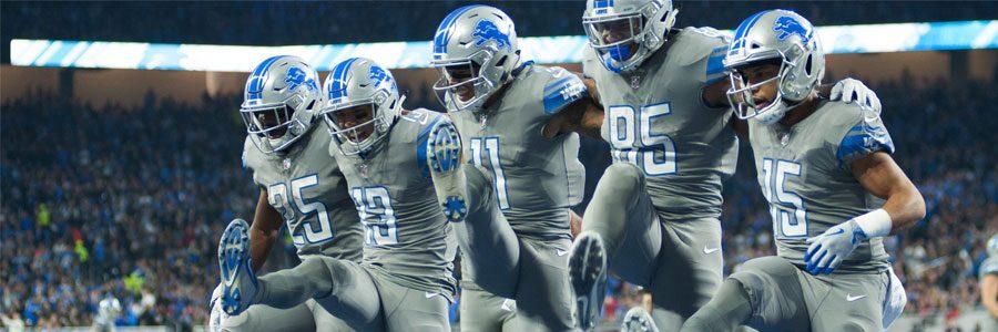 Detroit at Cincinnati NFL Spread & Betting Analysis for Week 16