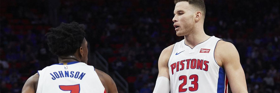 Are the Pistons a safe bet in the NBA betting lines?