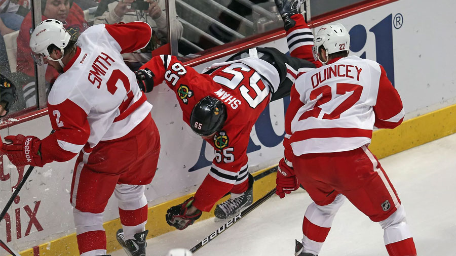 The Red Wings (19-13-7) were able to end last week on a high note.