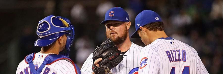 Red-Hot Teams Meets as Cubs Host Dodgers in Series Opener