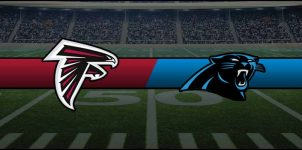 Falcons vs Panthers Results