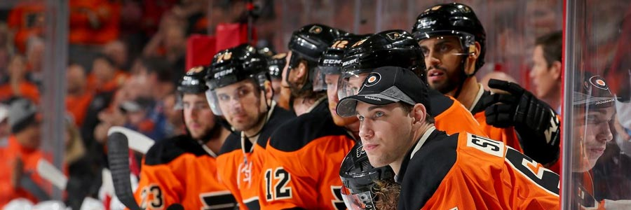 How to Bet on the Flyers at Capitals NHL Playoff Lines