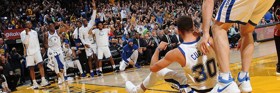 Are the Warriors a safe bet this week in NBA?