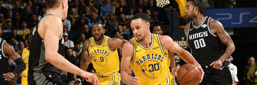 Warriors vs Magic NBA Betting Lines, Predictions & Pick