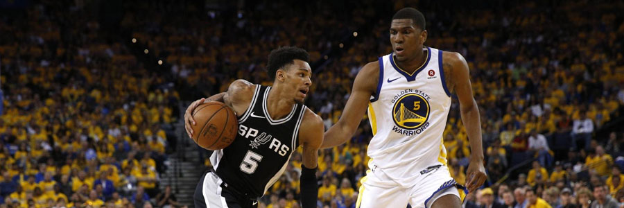 Are the Spurs a safe bet in Game 3 vs. the Warriors?