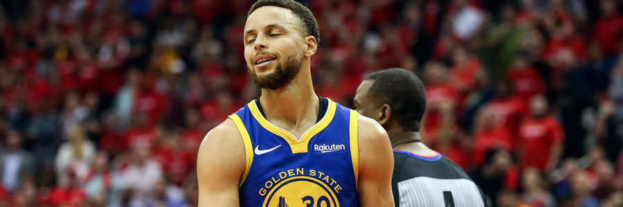 Are the Warriors a safe NBA odds pick in Game 5 vs the Rockets?