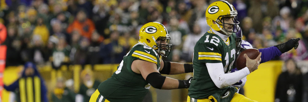 The Packers are actually a team who benefit from the Wild Card.