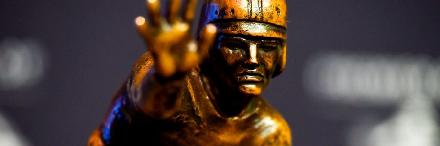 Early NCAA Football Betting Favorites for the Heisman Trophy
