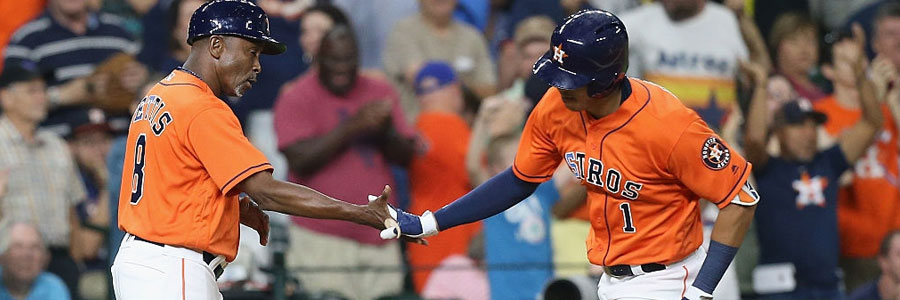 Astros at Diamonbacks MLB Betting Odds & Preview - May 4th