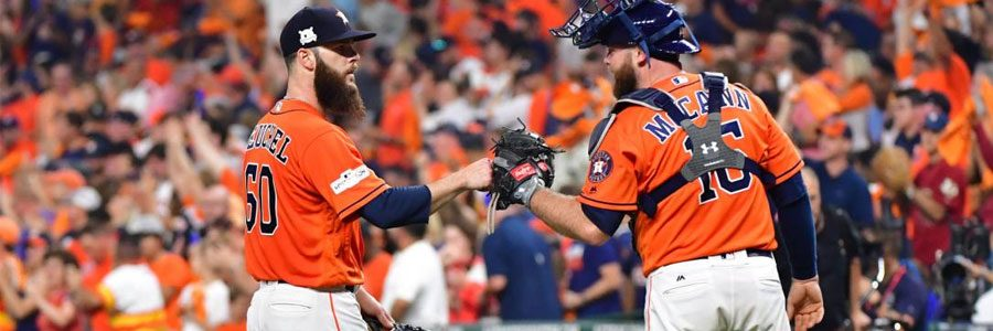 Astros vs. Dodgers World Series Odds & MLB Betting Pick for Game 2
