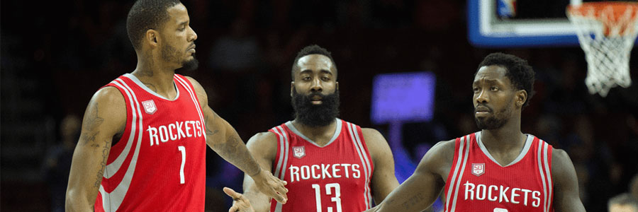 Are the Rockets a safe bet this weekend?