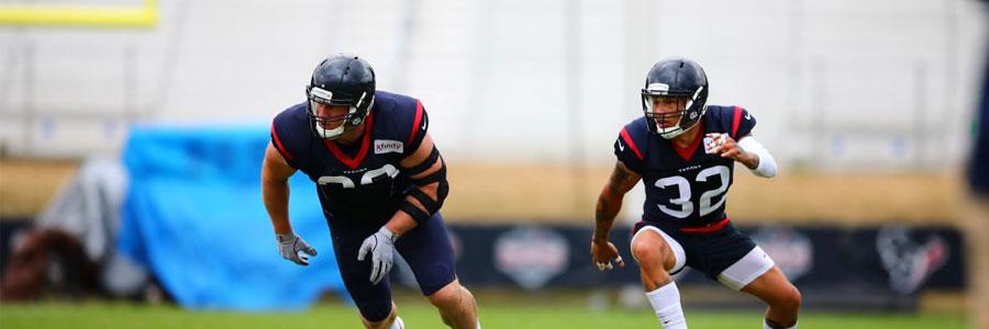 Texans vs Chiefs 2018 NFL Preseason Week 1 Odds