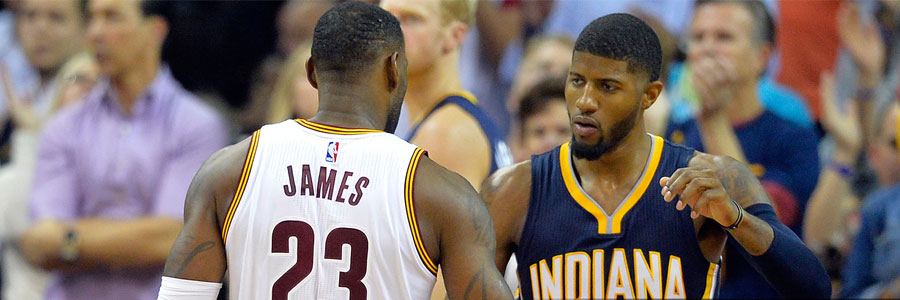 Cavaliers Lead in the NBA Playoffs Odds Against the Pacers in Game 1