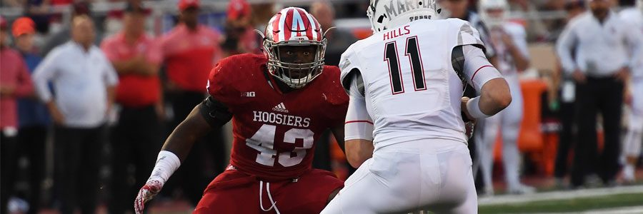 Ohio State vs Indiana College Football Week 1 Odds & Betting Preview