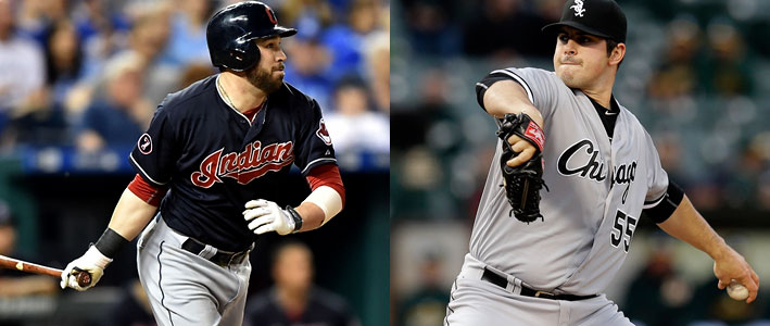 MLB Odds Preview on Cleveland Indians at Chicago White Sox
