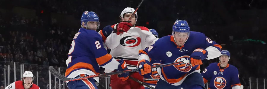 Islanders vs Hurricanes Stanley Cup Playoffs Game 3 Odds, Preview, and Pick
