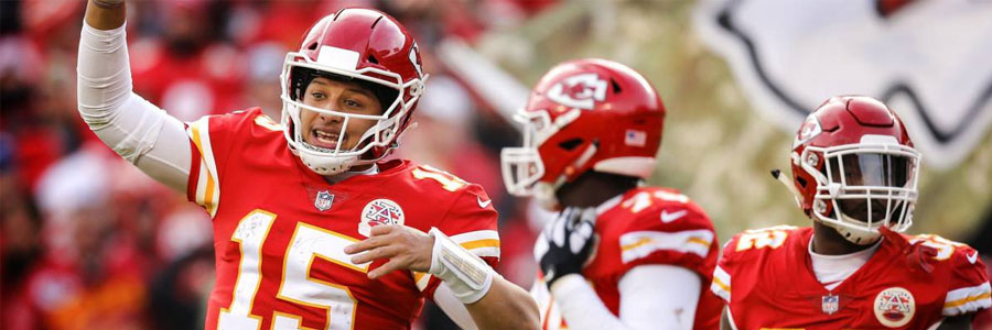 AFC Betting Favorites to Win Super Bowl LIV