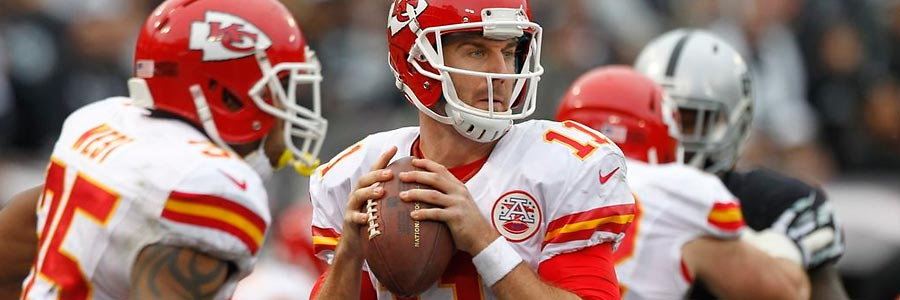 Kansas City at Oakland Week 7 NFL Spread & Game Info for TNF