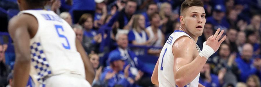 Eastern Kentucky vs Kentucky 2019 College Basketball Odds, Preview & Pick