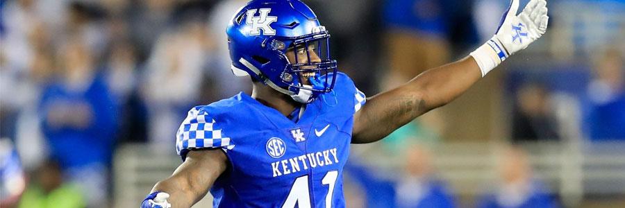 Kentucky Wildcats2019 College Football Season Betting Guide