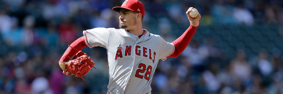 The Angels are underdogs vs the Athletics on Tuesday.