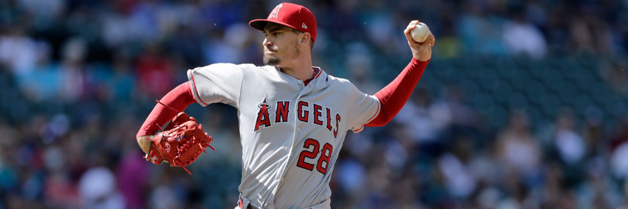Are the Angels a safe bet in the MLB lines vs the Athletics?