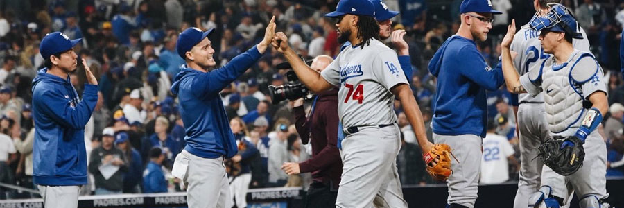 Are the Dodgers a secure bet in the MLB lines?