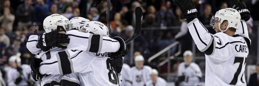 San Jose vs Los Angeles NHL Playoff Series Odds Analysis